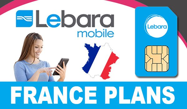 Lebara Mobile France Plans