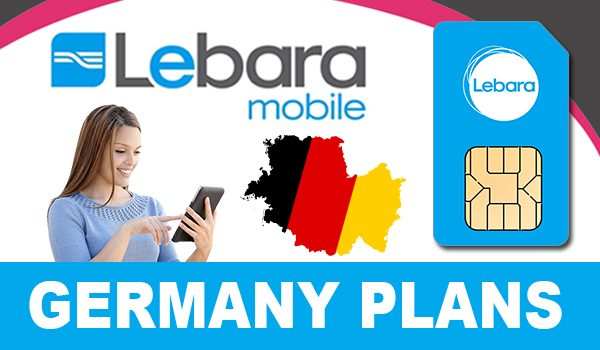 Lebara Mobile Germany Plans