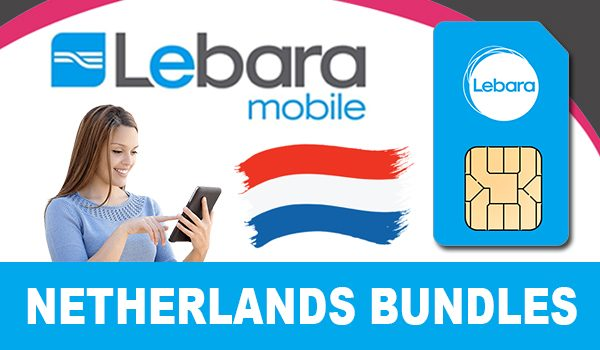 Lebara Mobile Netherlands Bundles