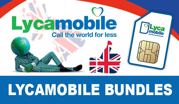 Lycamobile Bundles